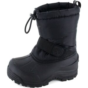 The Best Snow Boots Option: Northside Kids Frosty Snow Boot