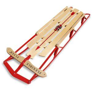 最好的雪橇钢板