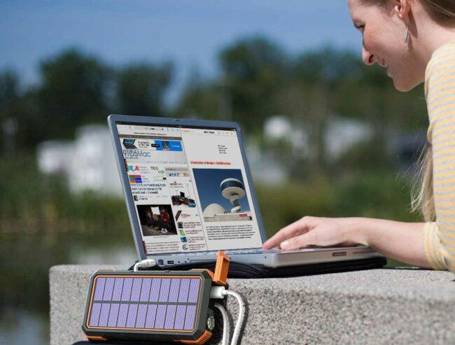 Best Solar Power Bank