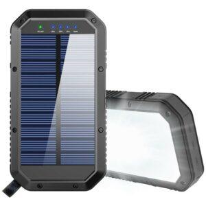 Best Solar Power Bank 25000