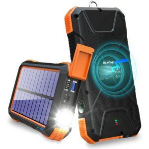 Best Solar Power Bank BLAVOR