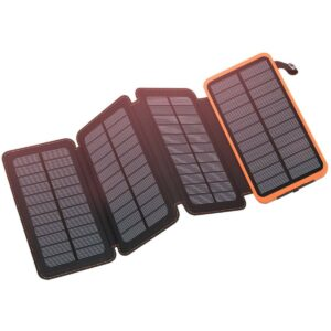 Best Solar Power Bank FEELLE