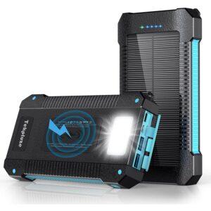 Best Solar Power Bank Wireless