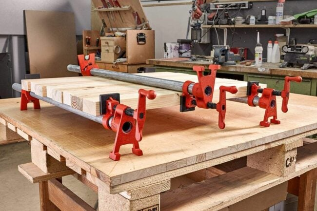 The Best Woodworking Clamps Option