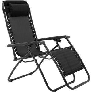 最佳零重力座椅黑色
