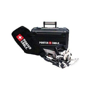 The Best Biscuit Joiner Option: PORTER-CABLE Plate Joiner Kit, 7-Amp (557)