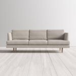The Best Couch for Dog Option: AllModern 84 Sofa