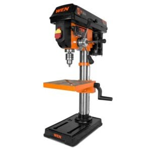 The Best Drill Press Option: WEN 4210T 10-Inch Drill Press with Laser