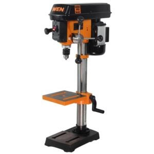 The Best Drill Press Option: WEN 4212 10-Inch Variable Speed Drill Press