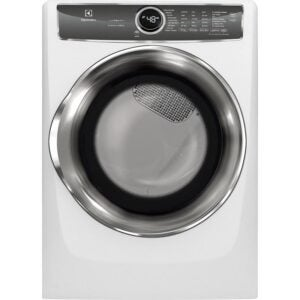 The Best Dryer Option: Electrolux 8.0 cu. ft. Electric Dryer with Steam