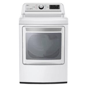 The Best Dryer Option: LG 9-Cycle Electric Dryer