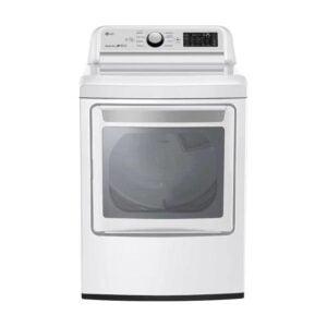 The Best Dryer Option: LG EasyLoad Smart Wi-Fi Enabled Electric Dryer