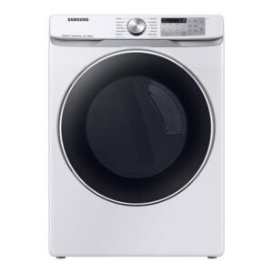 The Best Dryer Option: Samsung Electric Dryer with Steam Sanitize+