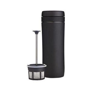 最佳法式压机选择:ESPRO不锈钢绝缘旅行法式压机