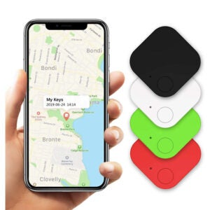 The Best Key Finder Option: Kimfly Key Finder Smart Tracker (Gen II 4Pack)