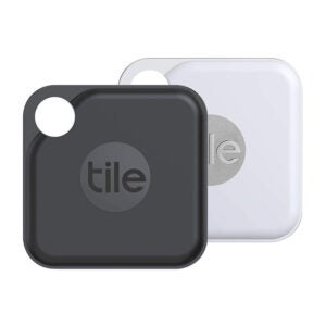 The Best Key Finder Option: Tile Pro 2-pack High Performance Bluetooth Tracker