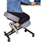 The Best Kneeling Chair Option: DRAGONN (by VIVO) Ergonomic Kneeling Chair