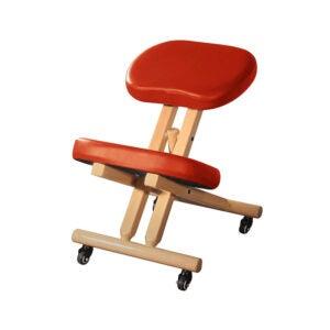The Best Kneeling Chair Option: Master Massage Comfort Wooden Kneeling Chair