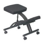 The Best Kneeling Chair Option: Office Star Ergonomically Designed Knee Chair