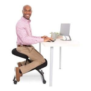 The Best Kneeling Chair Option: ProErgo Pneumatic Ergonomic Kneeling Chair