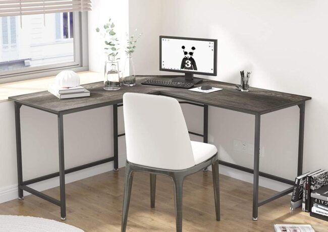 The Best L-Shaped Desks for the Office