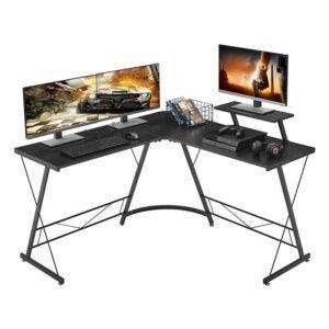 最好的L形桌面选项:铁匠MR-Special Desk