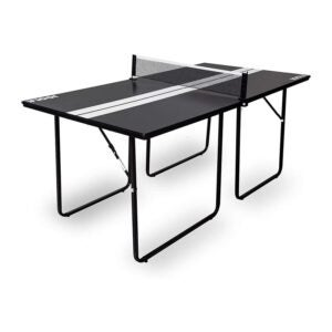 The Best Ping Pong Table Option: JOOLA Midsize Compact Table Tennis Table