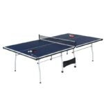 The Best Ping Pong Table Option: MD Sports Regulation Size Foldable Table Tennis Table