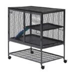 The Best Rat Cage Option: Midwest Deluxe Critter Nation