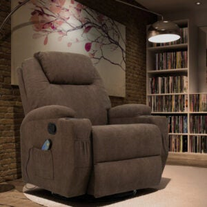 The Best Rocker Recliner Option: Red Barrel Studio Swivel Rocker Massage Chair