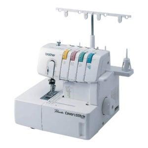 The Best Serger Sewing Machine Option: Brother 2340CV Coverstitch Serger