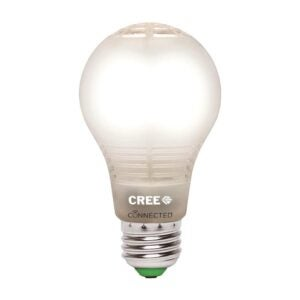 The Best Smart Light Bulb Option: Cree Lighting Cree Connected LED Smart Bulb