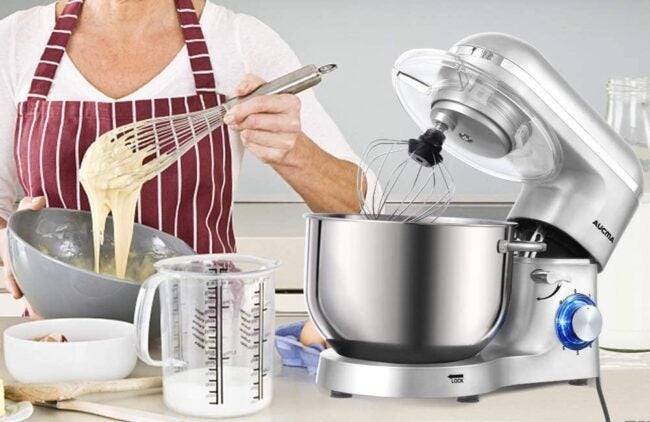 The Best Stand Mixer Options