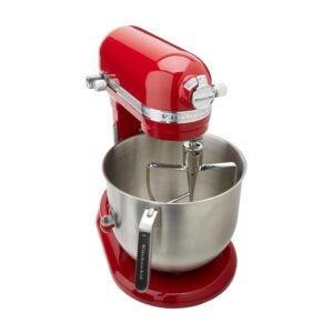 The Best Stand Mixer Option: KitchenAid KSM8990NP 8-Quart Commercial Countertop Mixe