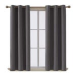 The Best Thermal Curtains Option: Deconovo Thermal Insulated Blackout Window Curtain