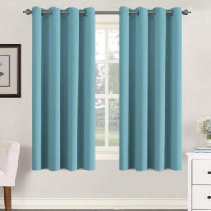 The Best Thermal Curtains Option: H. VERSAILTEX Blackout Curtains