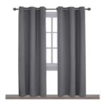 The Best Thermal Curtains Option: NICETOWN 3 Pass Noise Reducing Thermal Curtains