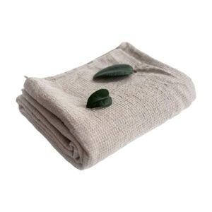 The Best Travel Towel Option: ThingStories Pure 100% Linen Bath Towel