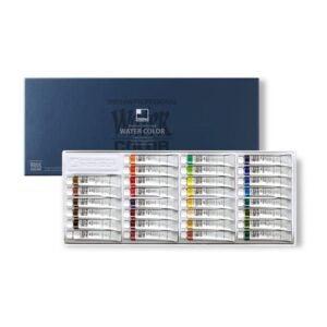 最好的水彩涂料选项:Shinhan专业水彩涂料7.5ml管