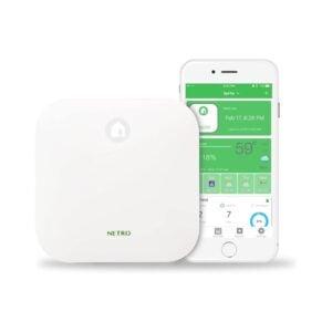 The Best Smart Sprinkler Controller Option: Netro Smart Sprinkler Controller