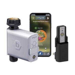 The Best Smart Sprinkler Controller Option: Orbit 21004 B-hyve Smart Sprinkler Controller