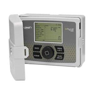 The Best Smart Sprinkler Controller Option: Orbit 57946 B-hyve Indoor Outdoor Smart Controller