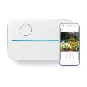 The Best Smart Sprinkler Option Rachio 3 Smart Sprinkler Controller