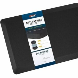 The Best Anti-Fatigue Mat Option: FEATOL Anti Fatigue Mat