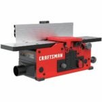 The Best Benchtop Jointer Option: CRAFTSMAN Benchtop Jointer, 10-Amp (CMEW020)