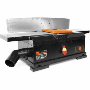 The Best Benchtop Jointer Option: WEN JT6561 10-Amp 6-Inch Corded Benchtop Jointer
