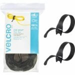 The Best Cable Management Option: VELCRO Brand ONE-WRAP Cable Ties