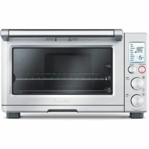 最佳对流烤箱选项:Breville Bov800xl智能烤箱
