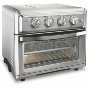 The Best Convection Oven Option: Cuisinart TOA-60 Convection Toaster Oven Airfryer