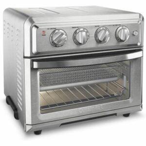 最佳对流烤箱选择:Cuisinart TOA-60对流烤箱空气煎锅